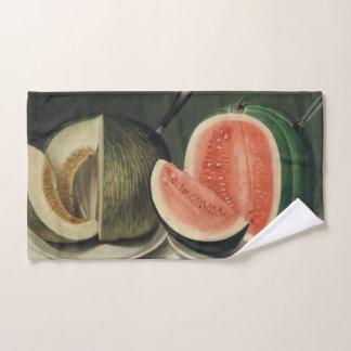 Melonekunst-Handtuch Handtuch