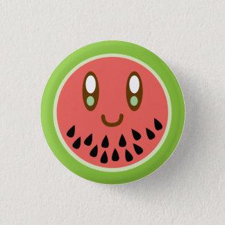 Melonface Luvs, das Sie knöpfen Runder Button 3,2 Cm