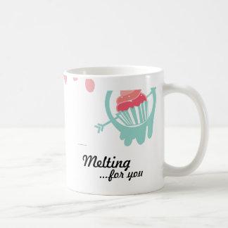 Melting Cupcake Kaffeetasse
