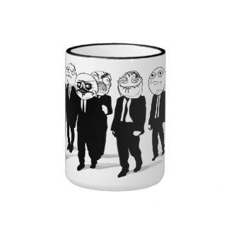 Meme Gruppen-Tasse Ringer Tasse
