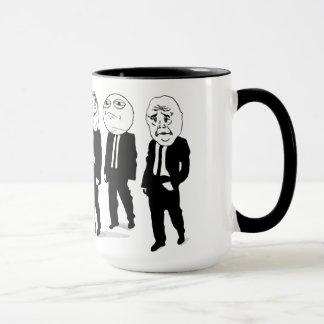 Meme Gruppen-Tasse Tasse