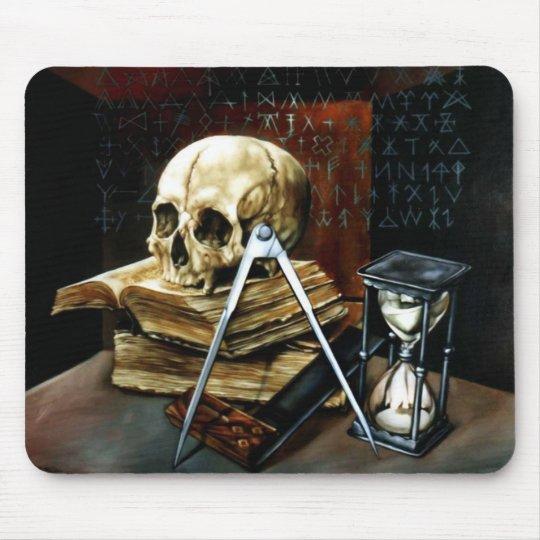 Memento mori mauspad