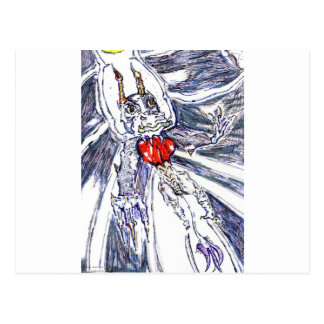 memnoch der Kobold Postkarte