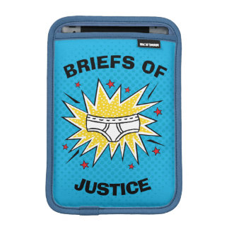 Memoranden Kapitän-Underpants | von Gerechtigkeit Sleeve Für iPad Mini