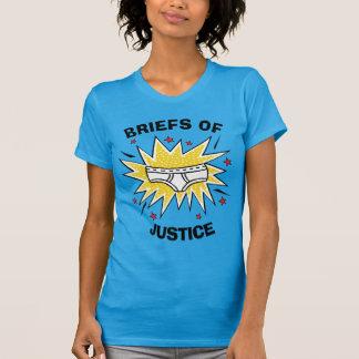 Memoranden Kapitän-Underpants   von Gerechtigkeit T-Shirt
