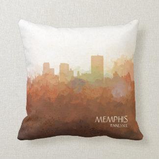 Memphis, Tennessee Skyline-in den Wolken Kissen