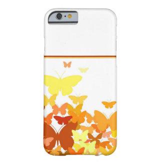 Menge der Schmetterlinge Barely There iPhone 6 Hülle