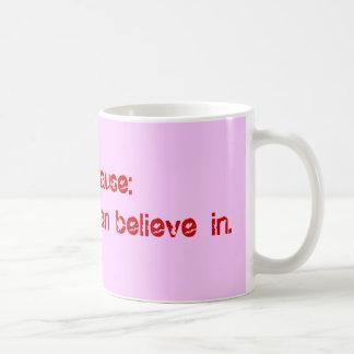 Menopause: Änderung, die Sie herein glauben können Kaffeetasse