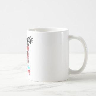 Menopause ist heiß kaffeetasse