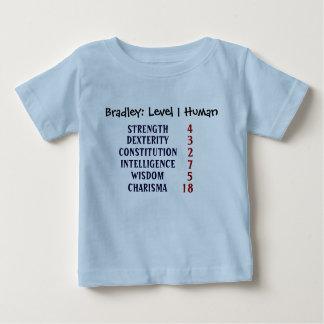 Mensch des Niveau-1 Tshirt