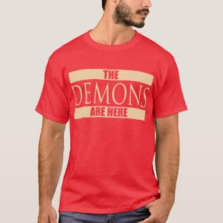 Mensch ist? - Dämonen T-Shirt