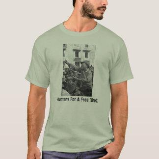 Menschen für ein freies Tibet T-Shirt