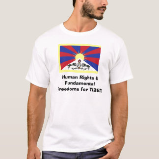 Menschenrechte u. Grundfreiheiten für T… T-Shirt