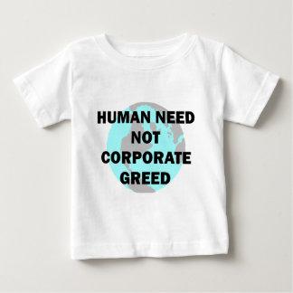 Menschlich benötigen Sie nicht Baby T-shirt
