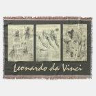 Menschliche Anatomie durch Leonardo da Vinci Decke