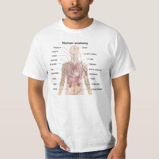 Menschliche Anatomie T-Shirt