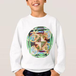 Menschliche Genetik - ändernde Geschlechts-Symbole Sweatshirt