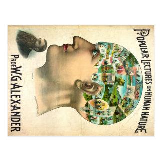 Menschliche Natur Postkarte