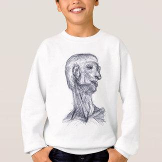 Menschliche Studie Sweatshirt