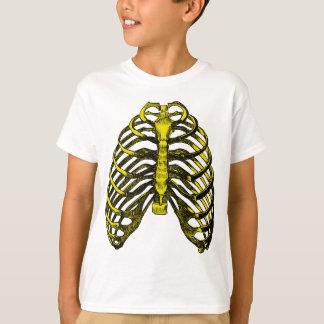 Menschlicher Anatomie-Brustkorb T-Shirt