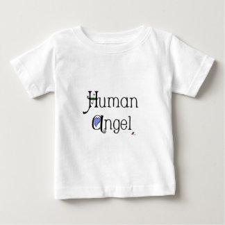 Menschlicher Engel Baby T-shirt