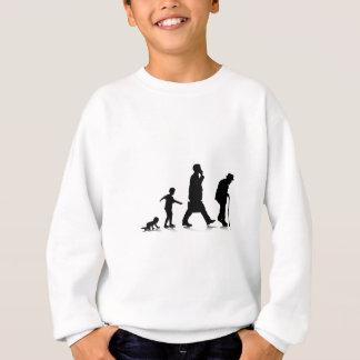 Menschliches Altern Sweatshirt