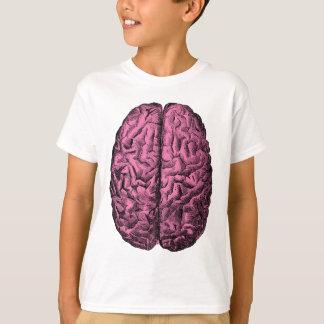 Menschliches Anatomie-Gehirn T-Shirt