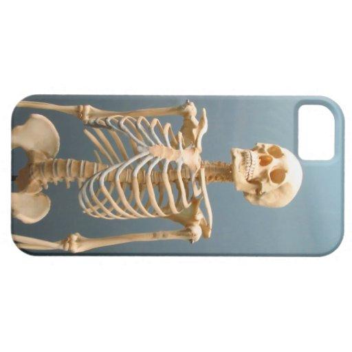 Menschliches Skelett Hülle Fürs iPhone 5