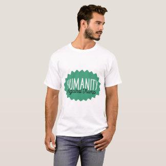 Menschlichkeit gegen Trumpf T-Shirt