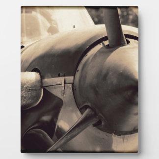 Mentortrainer des US-Marine-Weltkrieg-T-34 Fotoplatte