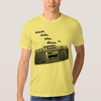 menz b.k.w.d. boombox T-Stück Shirt
