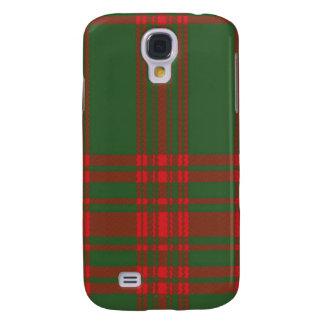 Menzies schottischer Tartan Samsung rufen Fall an Galaxy S4 Hülle