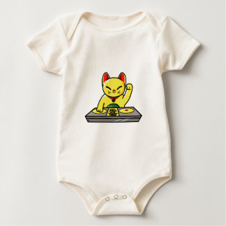 Meow-sician Baby Strampler