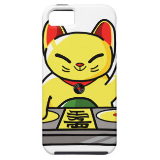 Meow-sician iPhone 5 Etui