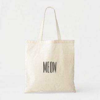 Meow-Tasche Tragetasche