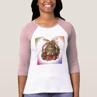 Meowy Weihnachten! T-Shirt