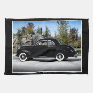 Merc Mercury-Coupé-Vintages klassisches Auto 1939 Handtuch