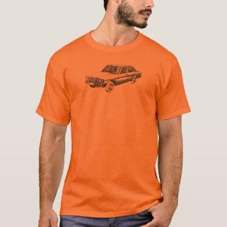 MERCEDES-BENZ W123 mit OM617 ziehen an sich zurück T-Shirt