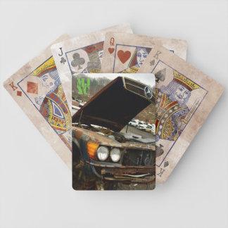 MERCEDES-BENZhaube Bicycle Spielkarten