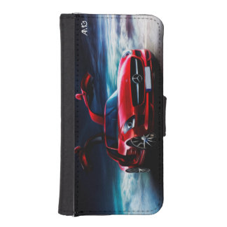 Mercedes SLS - AMG / Iphone 5 Hülle/case Geldbeutel Hülle Für Das iPhone SE/5/5s