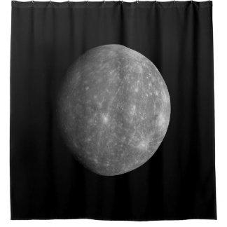 Mercury-Duschvorhang Duschvorhang