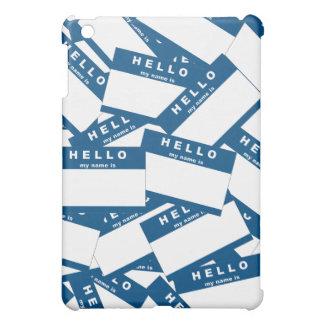 Merhaba Elfenbein (blauer) iPad Kasten iPad Mini Hülle