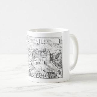 MERIAN: Heidelberg-Schloss und königliche Gärten Kaffeetasse