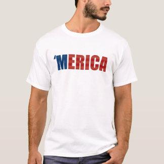 'MERICA T - Shirt - US Flagge