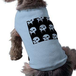 Merkwürdiger Schädel Shirt
