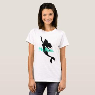 MerMom Meerjungfrau-Shirt T-Shirt