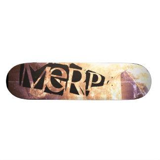 Merp Brett Skateboard