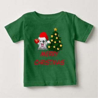 Merry Christmas and zu happy New Year Baby T-shirt