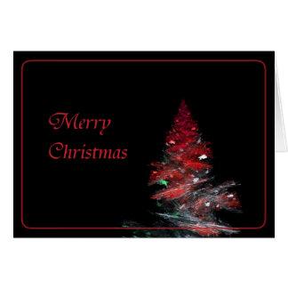 Merry Christmas Grußkarten
