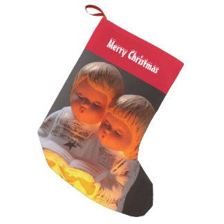 Merry Christmas Kleiner Weihnachtsstrumpf